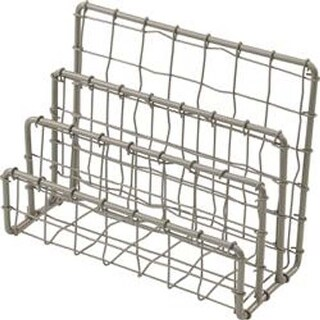"3""X6.75""X5.13"" - Tim Holtz Storage Studios Wired Sorter"