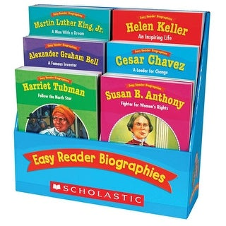 Easy Reader Biographies (60 Book Set)