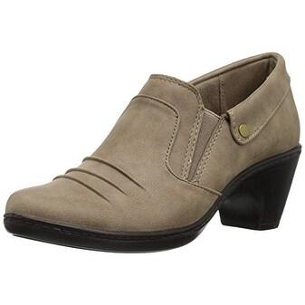 Easy Street Women's Bennett Ankle Bootie - 6.5