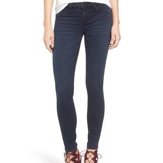 Blank NYC NEW Dark Blue Women's Size 29X30 Skinny Two-Pocket Jeans