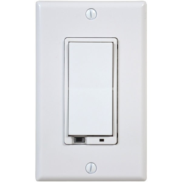 Linear Wd500Z-1 Z-Wave(R) 500-Watt Wall-Mount Dimmer