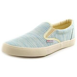 Superga Metcotw Women Round Toe Canvas Sneakers
