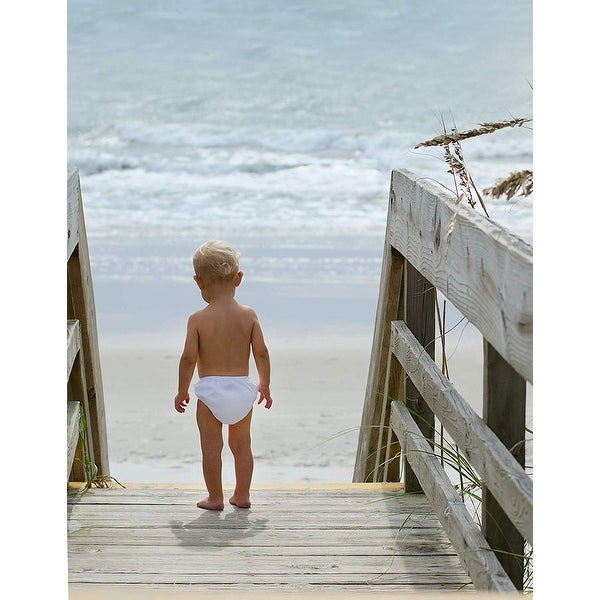 Pull-up Reusable Absorbent Swim Diaper i play