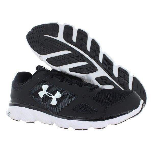 Under Armour Micro G Assert V Running Men's Shoes Size - 9 d(m) us