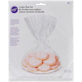 Cookie Plate Kit Makes 4-