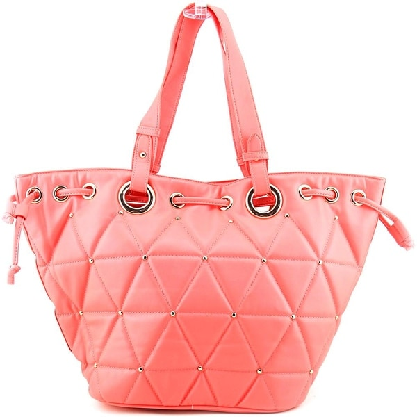 Melie Bianco Rue Women   Synthetic  Tote - Pink