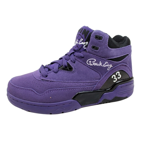 Ewing Men's Ewing Guard Black/White-Parachute Purple 1VB90055-502