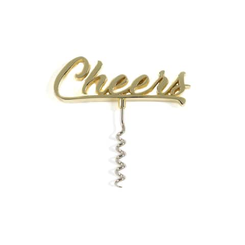 """Cheers"" Cork Screw"