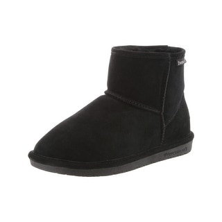 Bearpaw Boots Womens Comfortable Demi Suede Wool 619W