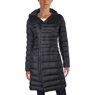 The North Face Womens Long Coat Goose Down Quilted