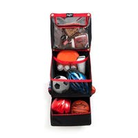 Rawlings FSSBH16 Horizontal Sports Storage Organizer