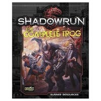 Catalyst Game Labs CYT27011 Shadowrun Forbidden Arcana Game Book