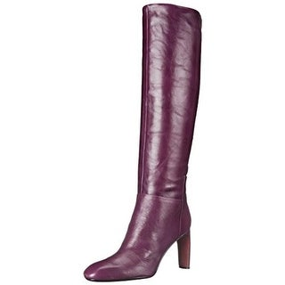 Derek Lam 10 Crosby Womens Etna Leather Square Toe Knee-High Boots - 8 medium (b,m)