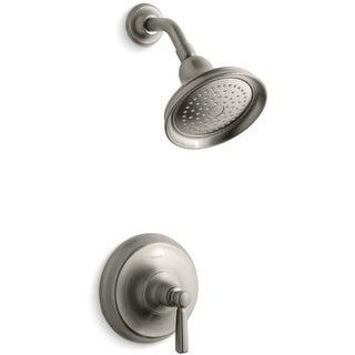 kohler kts105834 single handle rite temp pressure balanced shower only trim with