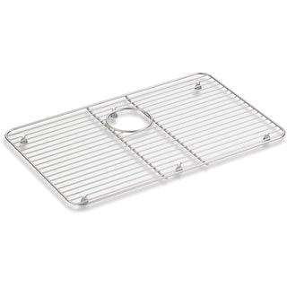 Kohler K-8343  Iron/Tones Basin Rack for K-5708 - Stainless Steel