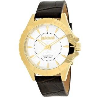Just Cavalli Women's Just Dandy 7251529003 Silver Dial watch