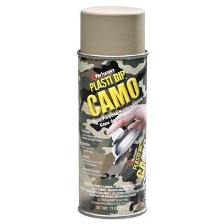 Performix 11215-6 Plasti-Dip Camo Rubber Coating Spray, Tan, 11 Oz.