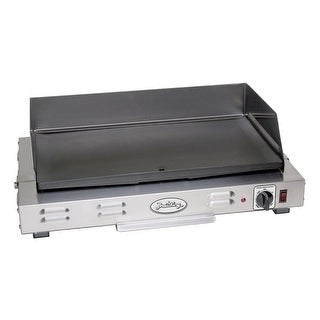 BroilKing CG-10B Professional Heavy Duty Griddle with Stainless Housing & Direct Plug Connection