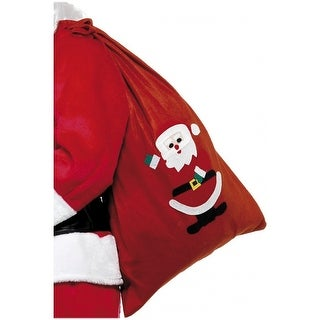 Santa Sack Adult Costume Accessory