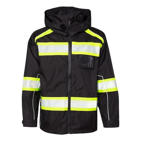 Enhanced Visibility Premium Jacket
