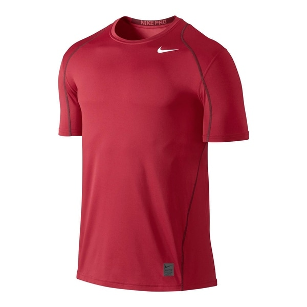 bc882b9304 Shop Nike Pro Mens T-Shirt Dri-Fit Fitted - Free Shipping On Orders ...
