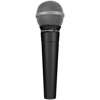 Nady Systems Inc. NDYSP9B Nady Sp-9 Starpower Series Professional Stage Microphone