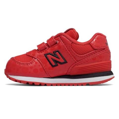 Kids New Balance Girls iv574m1 Low Top Walking Shoes - 5.5 w