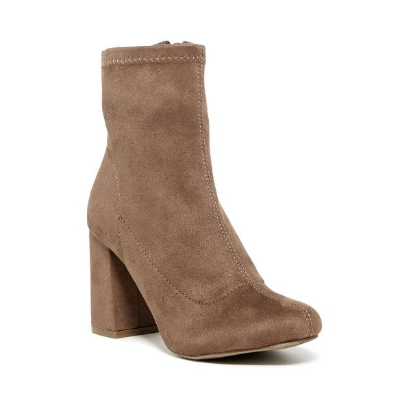 MIA Womens valencia Closed Toe Mid-Calf Fashion Boots