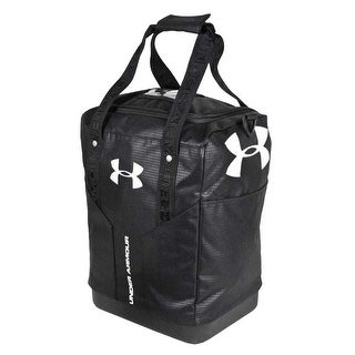 Under Armour Ball / Puck Ball Bag All Sports, Black UASB-BB - 10.5'' x 8.5 x 14.5
