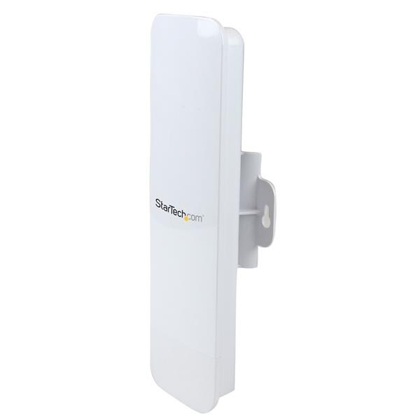 Startech R300wn22op5 Outdoor 300 Mbps 2T2r Wireless-N Access Point, White