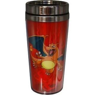 Pokemon Charizard Travel Mug