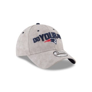 New England Patriots 2018 Spotlight 9TWENTY Adjustable Strapback Hat