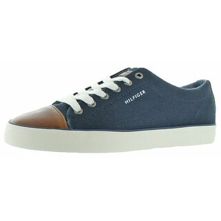 Tommy Hilfiger Parma 2 Men's Canvas Fashion Sneakers Shoes