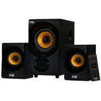 Acoustic Audio AA2170 Bluetooth Home 2.1 Speaker System with USB & SD Multimedia