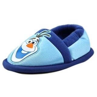 Disney Frozen Olaf Slipper Round Toe Synthetic Slipper