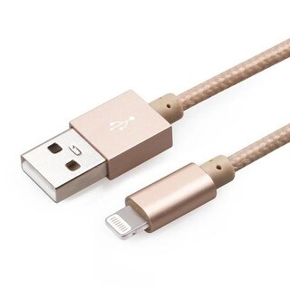 iPhone Charger 3 Feet Braided Charging Cable for iPhone iPad iPod