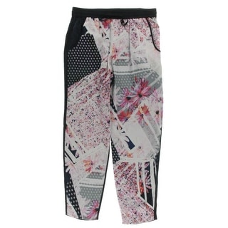 French Connection Womens Casual Pants Floral Print Lounge - 6