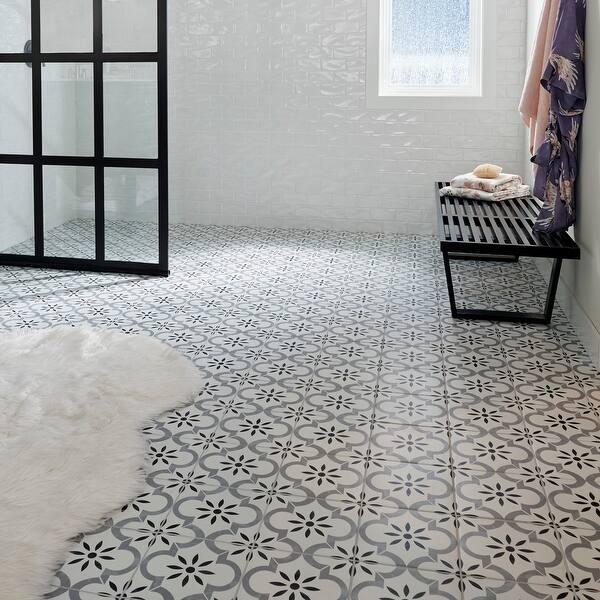 8 Square Floor Tile