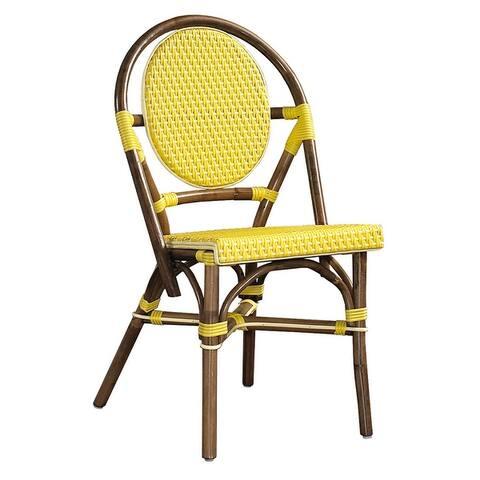 Paris Bistro Chair -BLUE