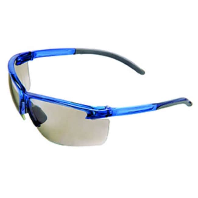 MSA Safety Works 10039206 Flexible Temple Light Gold Mirror Safety Glasses