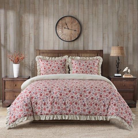 Country Living Harper Jacobean Comforter Set
