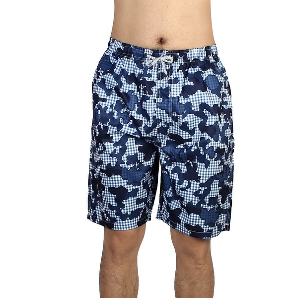 200712ad80 Shop Men Summer Diving Surfing Beach Boxer Shorts Swimwear Swim ...
