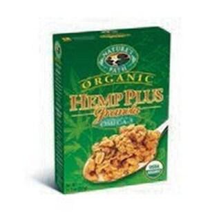 Natures Path 52156 Organic Hemp Plus Granola