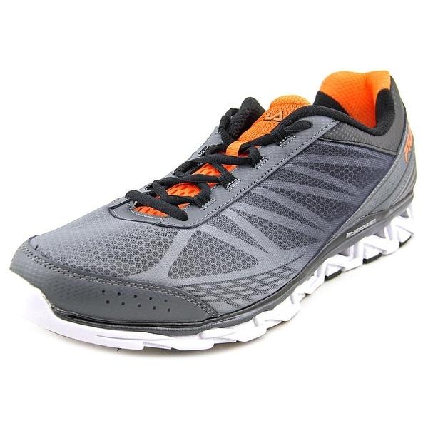 Fila Romeo 2 Energized Men Round Toe Synthetic Gray Sneakers