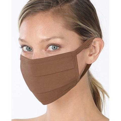 3-PACK Non-Medical Unisex Washable Cotton Face Mask