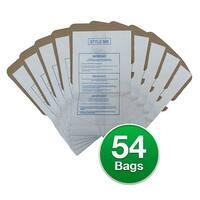 Replacement Type MM Vacuum Bag for Eureka 60296 Bag (6 Pack)