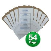 Replacement Type MM Vacuum Bag for Eureka 60297 Bag (6 Pack)