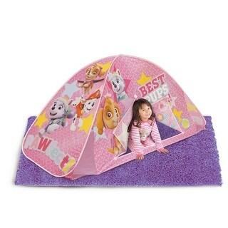 Playhut 64641NK Paw Patrol 2-in-1 Tent, Pink - 72 x 35 x 35 in.