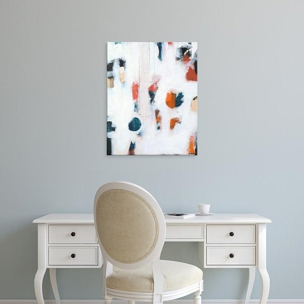 Easy Art Prints Jan Weiss's 'Outside Over There 1' Premium Canvas Art