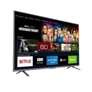"Element 50"" 4K UHD Smart TV (Amazon Fire TV Edition) EL4KAMZ5017T Black Refurbished"